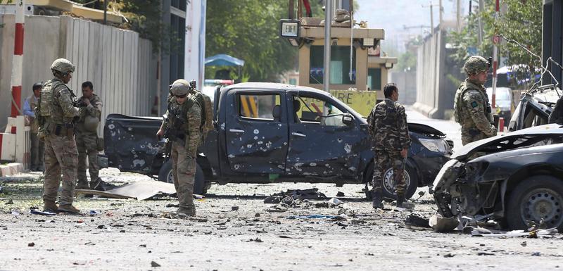 Nakon eksplozije