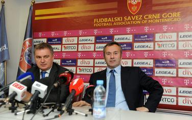 Savićević i Tumbaković na promociji 2016. godine