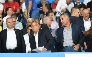 Oraban sa predsjednikom Crne Gore Milom Đukanovićem