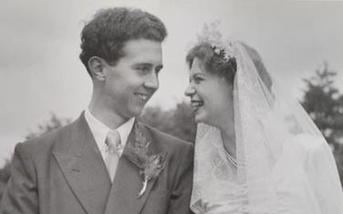 Bob i Norma Bisli pisali mnoga pisma jedno drugom tokom udvaranja, ali su njihove prepiske završila u rukama stranaca