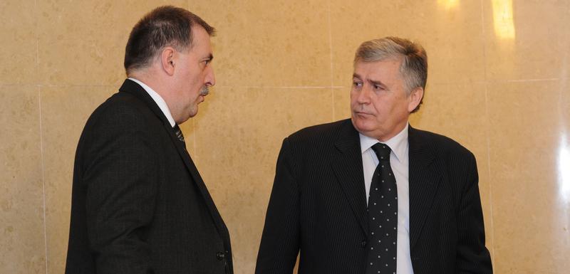Kojović (desno)