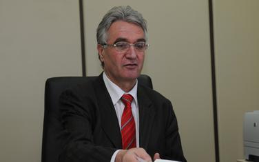 Od 2010. godine je na poziciji bankarskog ombudsmana: Halil Kalač