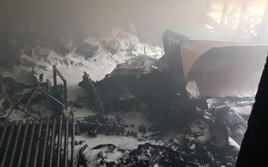 Šteta nastala nakon jednog od požara