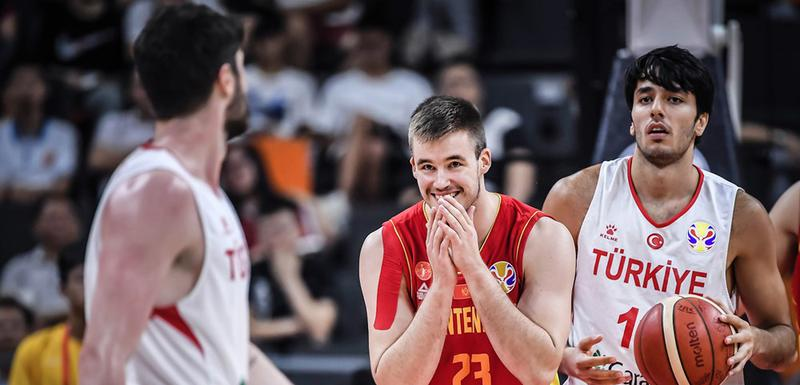 Nevjerica: Dino Radončić u finišu meča sa Turskom