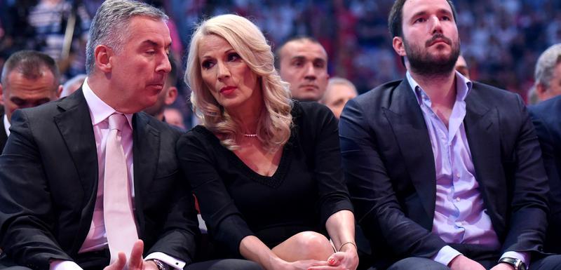Porodica Đukanović