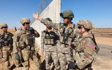 Turski i američki vojnici