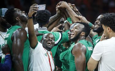 Košarkaši Nigerije