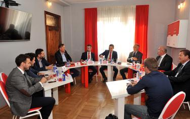 Sa ranijeg sastanka opozicije