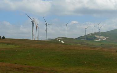 Vjetroelektrana na Krnovu