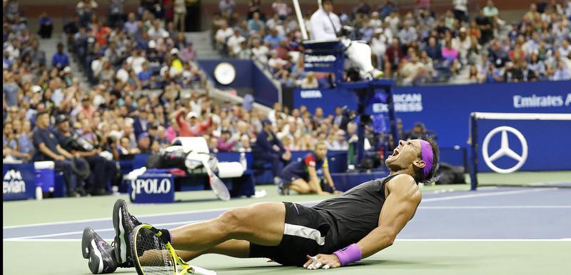 Veliki šampion: Rafael Nadal