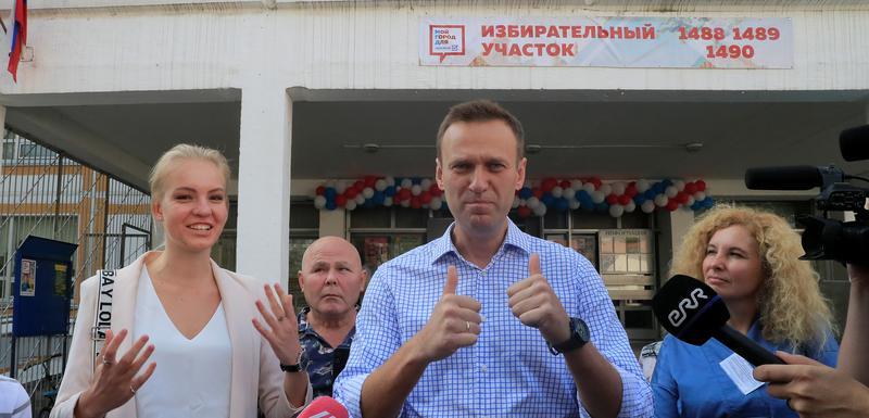 Savjetovao pristalice da glasaju taktički: Navaljni
