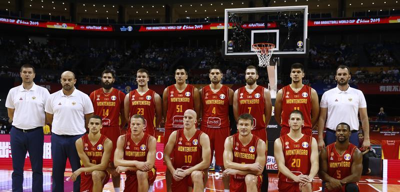 Crnogorska reprezentacija na Mundobasketu