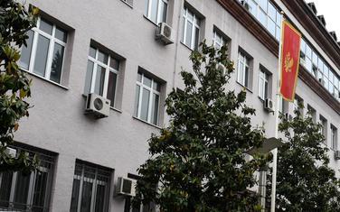 Zgrada Višeg suda u Podgorici
