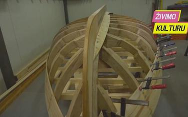 """""""Pasara Wooden Boat"""""""