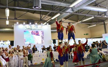 Sa sajma u Sloveniji