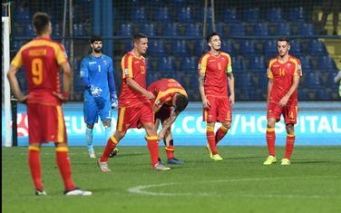 Kraj snova o Euru, ako su uopšte i postojali: Crnogorski fudbaleri