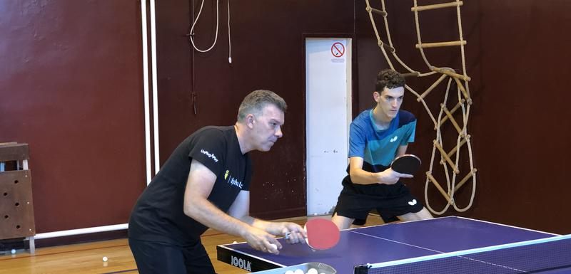 Ilie Lupulesku i Filip Radović