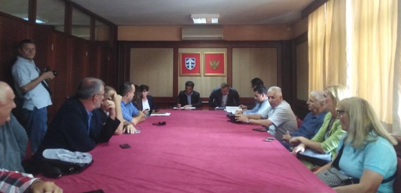 Sa sastanka sa direktorima škola