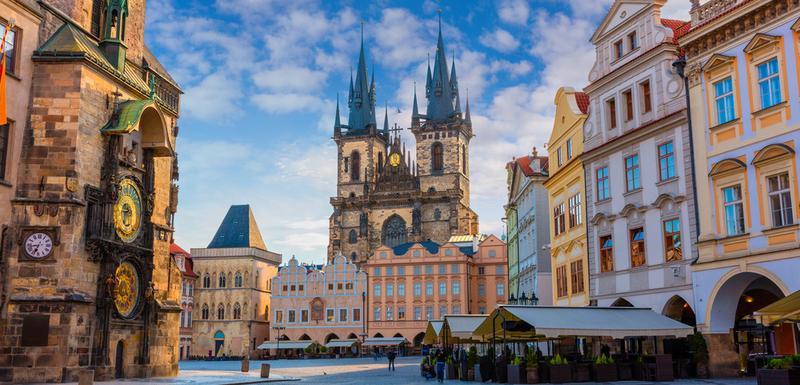 Prag: Ilustracija
