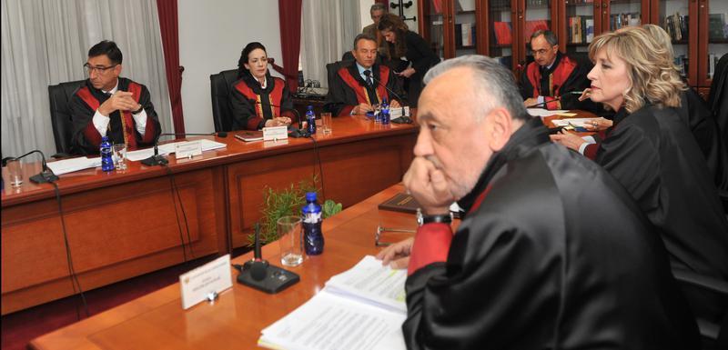 Sa jedne od ranijih sjednica Ustavnog suda