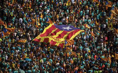 Sa protesta u Kataloniji