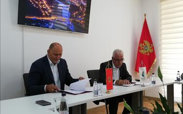 Sa potpisivanja Sporazuma