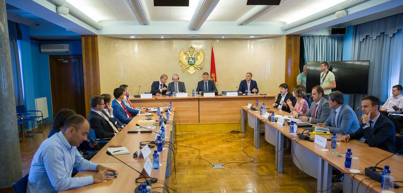 Sa sjednice Odbora za sveobuhvatnu reformu izbornog i drugog zakonodavstva