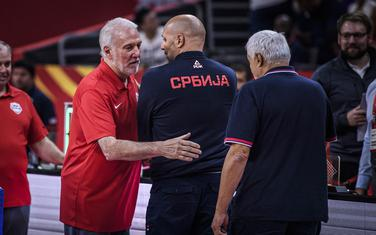 Greg Popovič i Saša Đorđević