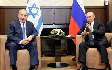 Netanjahu i Putin
