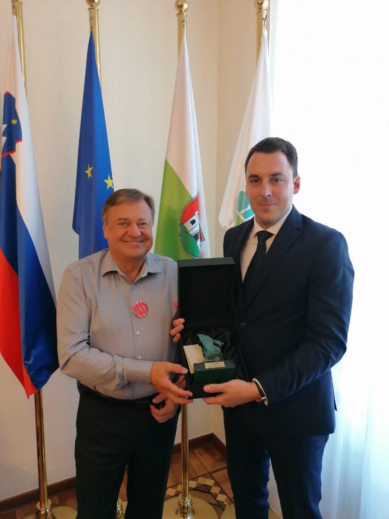 Zoran Janković i Ivan Vuković