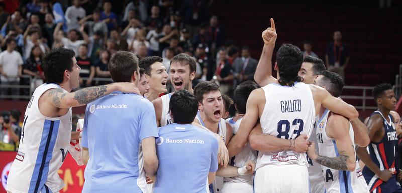 Argentinski košarkaši