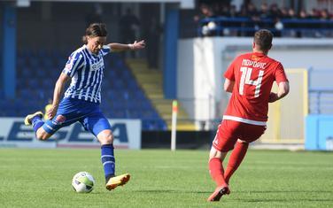 Draško Božović i Ivan Novović ne meču Budućnost - OFK Titograd prošle sezone