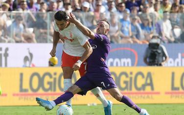 Kristijano Ronaldo i Frank Riberi u duelu