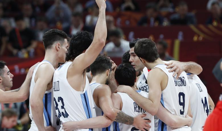 Košarkaši Argentine