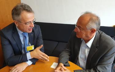 Sa jednog od sastanaka u Berlinu