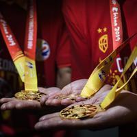Španske zlatne medalje