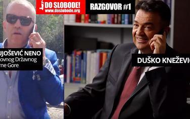 Dusko Knežević - Nenad Vujošević