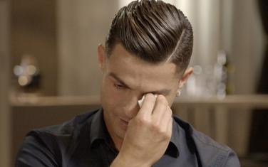 Uplakani Ronaldo