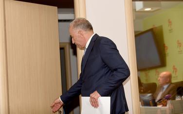 Stanković juče napušta konferenciju za novinare