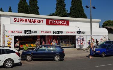 Franca market