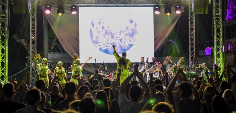 Oduševio publiku: Femi Kuti na Tivat World Musicu