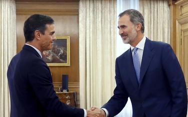 Sančez i Kralj Felipe VI