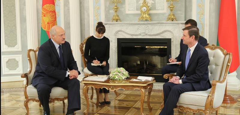 Lukašenko i Hejl
