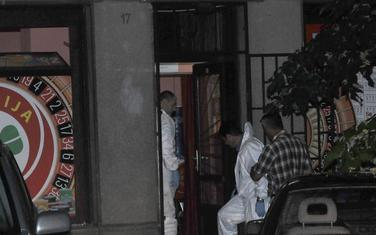 Uviđaj poslije ubistva