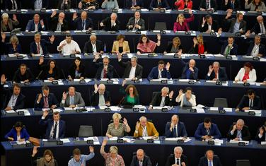Glasanje u EU parlamentu