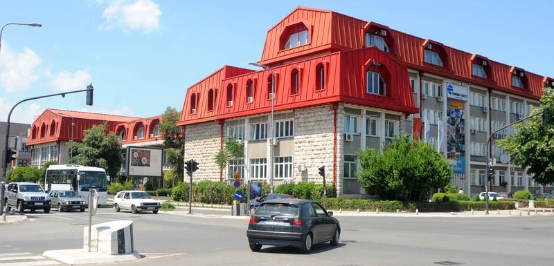 Zgrada Pravnog i Ekonomskog fakulteta
