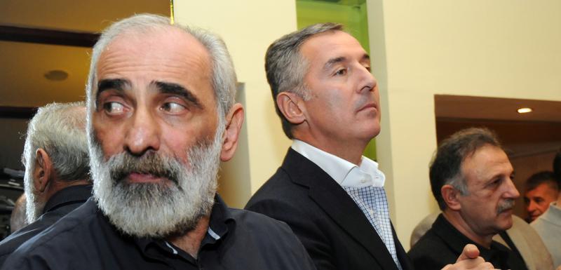 Barović u januaru naslijedio Đukanovića na čelu Saveza