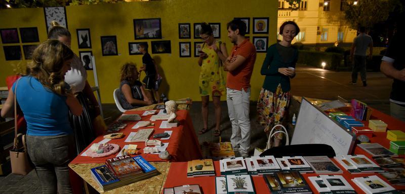 Sa otvaranja Podgorica Art Festivala