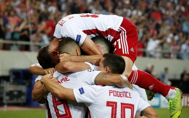 Slavlje Olimpijakosa