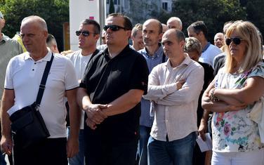 Sa štrajka upozorenja Sindikata Telekoma